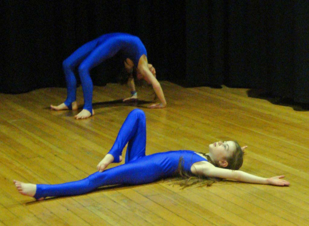 Modern dancing (picture 3)