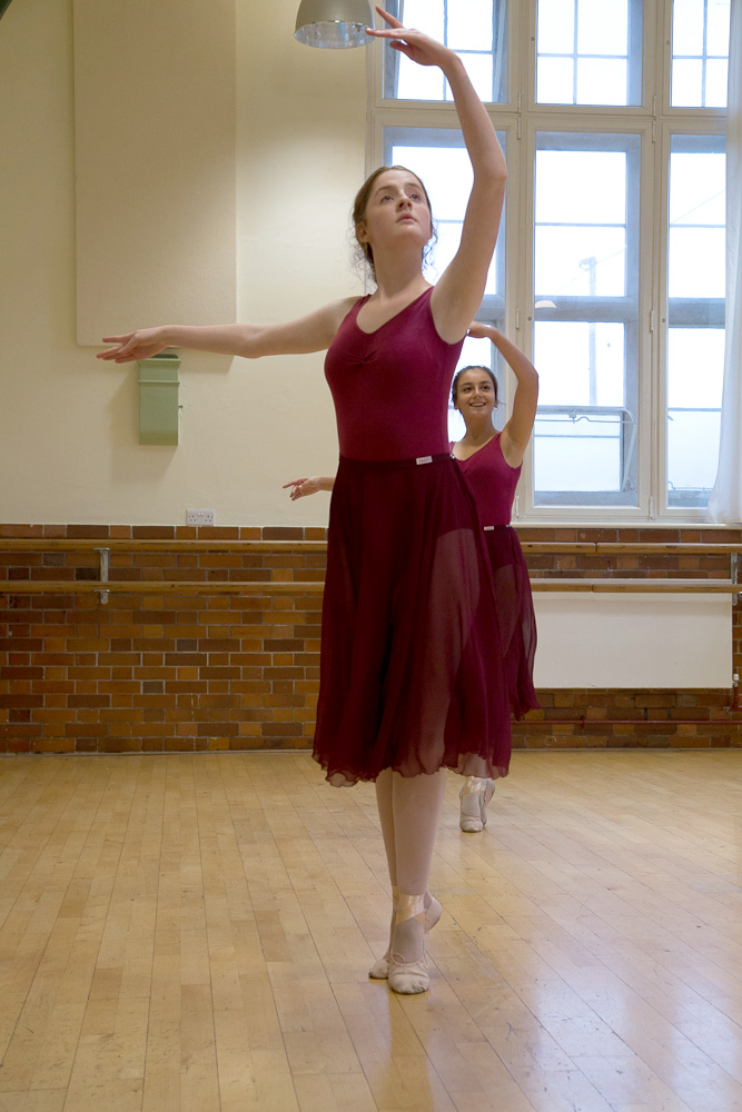 Ballet classes in Corsham grades 6-8
